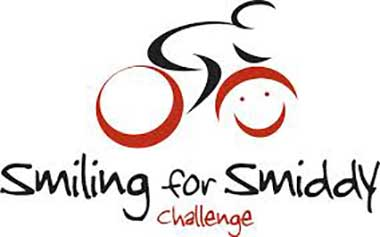 Smiling for Smiddy raising funds for cancer research