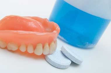 Did you know that denture tablets can be useful even if you don't have dentures?