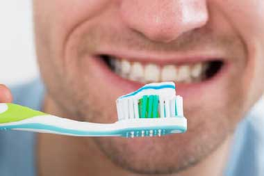Is toothpaste irritating your mouth, teeth and gums?