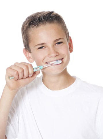 When should kids get their tooth-brushing licence. Bite Dental says when
