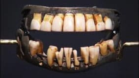 George Washington endured several early poor solutions for teeth. Bite Dental makes sure you never have to do the same