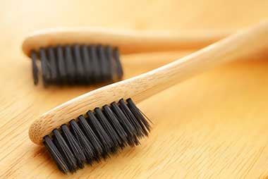 Plaque and tartar are not the same. Brushing only gets rid of one.